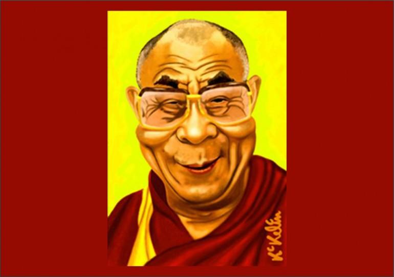 Meu encontro com S.S. O Dalai Lama