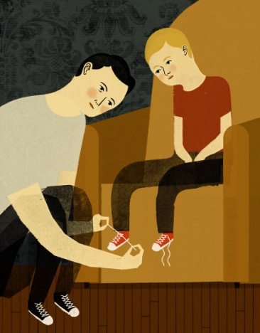 Áudio Crônica O Novo Pai
