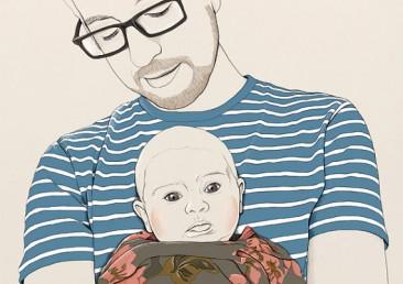 Áudio Crônica O Pai – Nosso primeiro heroi, perfeitamente imperfeito