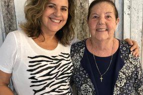 Celi está fazendo 90 anos