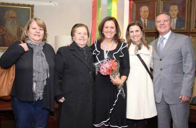 Prêmio Mulheres que Fazem a Diferença: eu Agradeço!