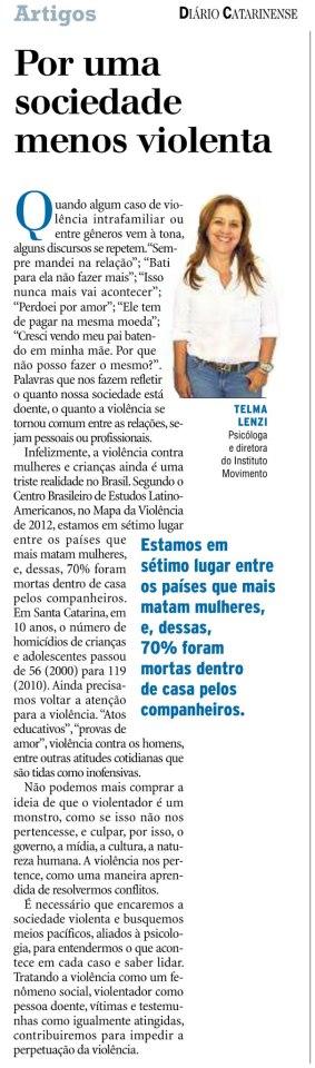 telma_lenzi_editorial_diario_catarinense