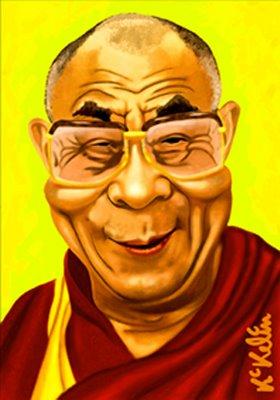 Áudio crônica Meu encontro com S.S. O Dalai Lama