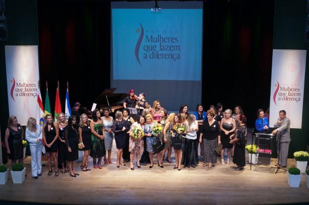Prêmio Mulheres que Fazem a Diferença 2012
