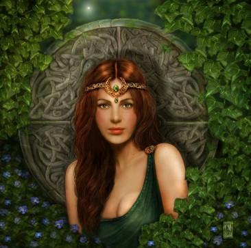 Áudio Crônica Oração Celta