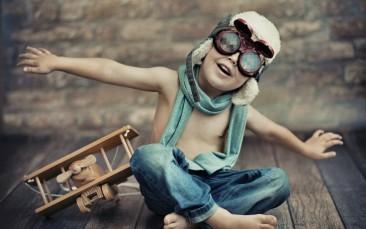 Ensinando a Voar – Como permitir o vôo dos filhos