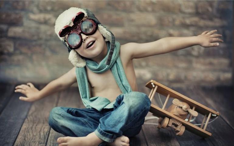 Áudio Crônica Ensinando a Voar – Como permitir o vôo dos filhos